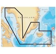 Navionics Groenland en IJsland