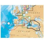 Navionics Middellandse zee Oost