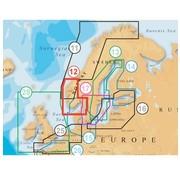 Navionics Noorwegen Zuid en West