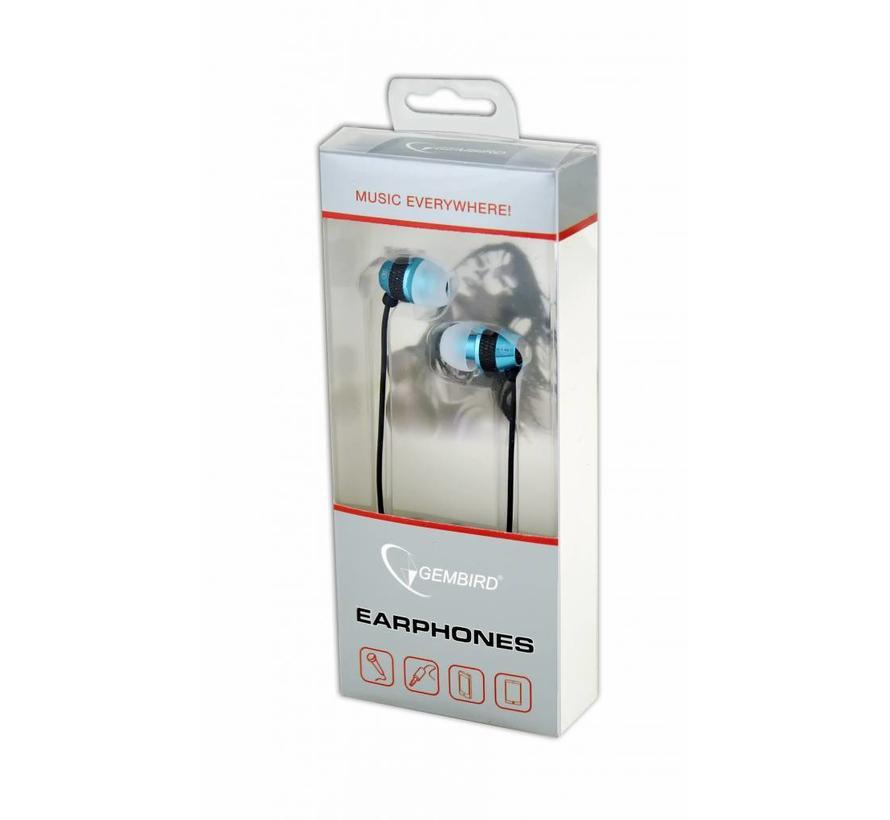 Stereo in-ears met microfoon