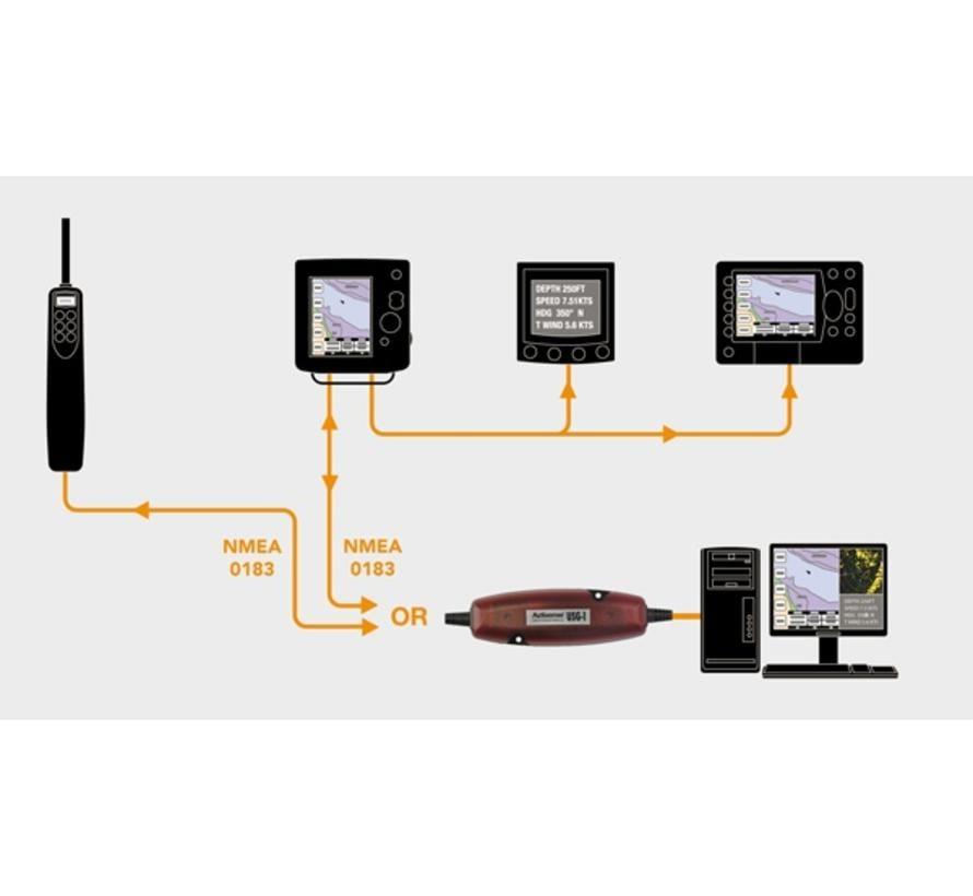 USB to NMEA 0183