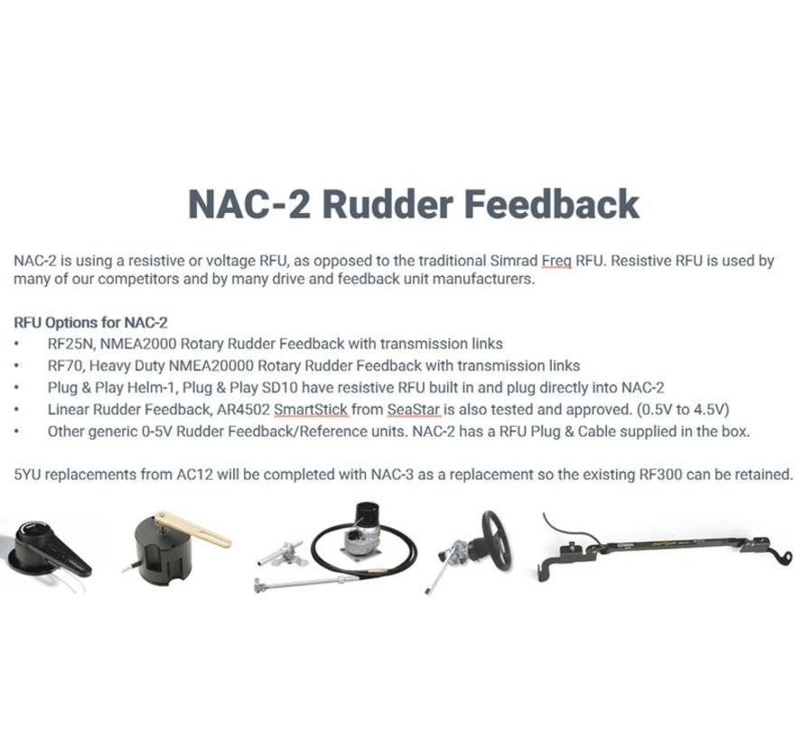 NAC 2 VRF Core Pack