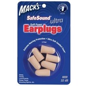 Mack's SafeSound Ultra