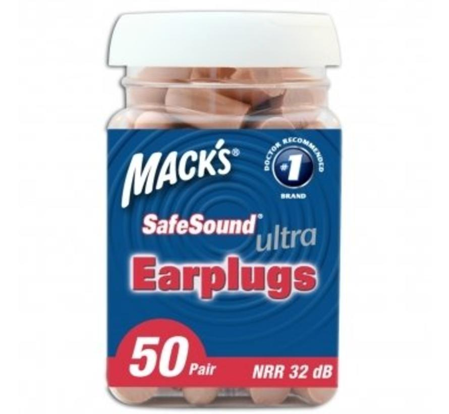 SafeSound Ultra oordopjes