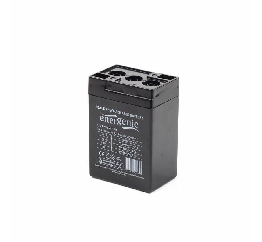Batterij voor UPS 6V 4.5 AH