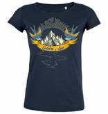 """Damen T-Shirt """"Golden Age"""""""