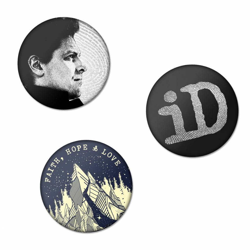 "Button set ""iD"""