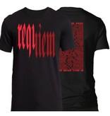 """Damen T-Shirt """"Requiem"""" - Angelehnt an das von MPK getragene Requiem Shirt auf der iD Tour"""