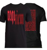 "Women's T-Shirt ""Requiem"" - Based on the Requiem T-Shirt from MPK worn during the iD Tour"