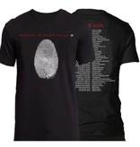 """Damen Tourshirt """"iD"""" mit Fingerprint und Tourdaten"""