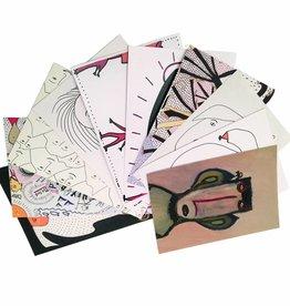 Neuauflage Postkartenset