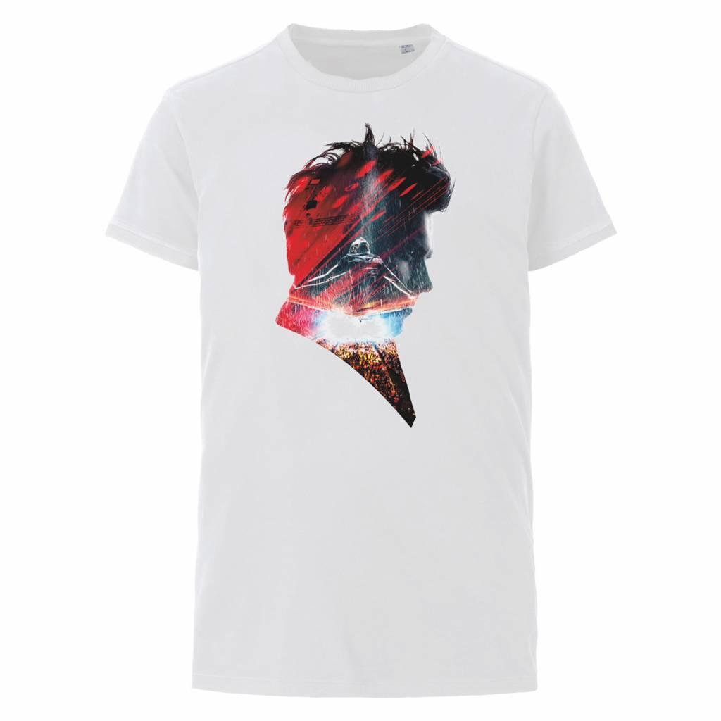 """T-Shirt """"iD Live""""  - S"""