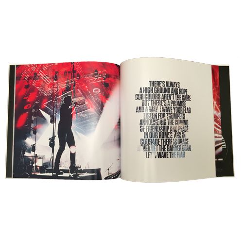 Michael Patrick Kelly - iD Live (Ltd. Deluxe Tour Book)