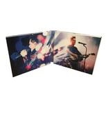 Michael Patrick Kelly - iD Live (Digipak with CD, DVD & Blu-ray)