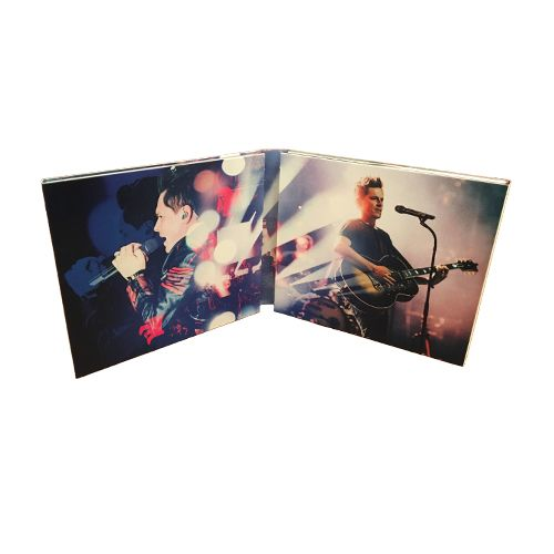Michael Patrick Kelly - iD Live (Digipak mit CD, DVD & Blu-ray)