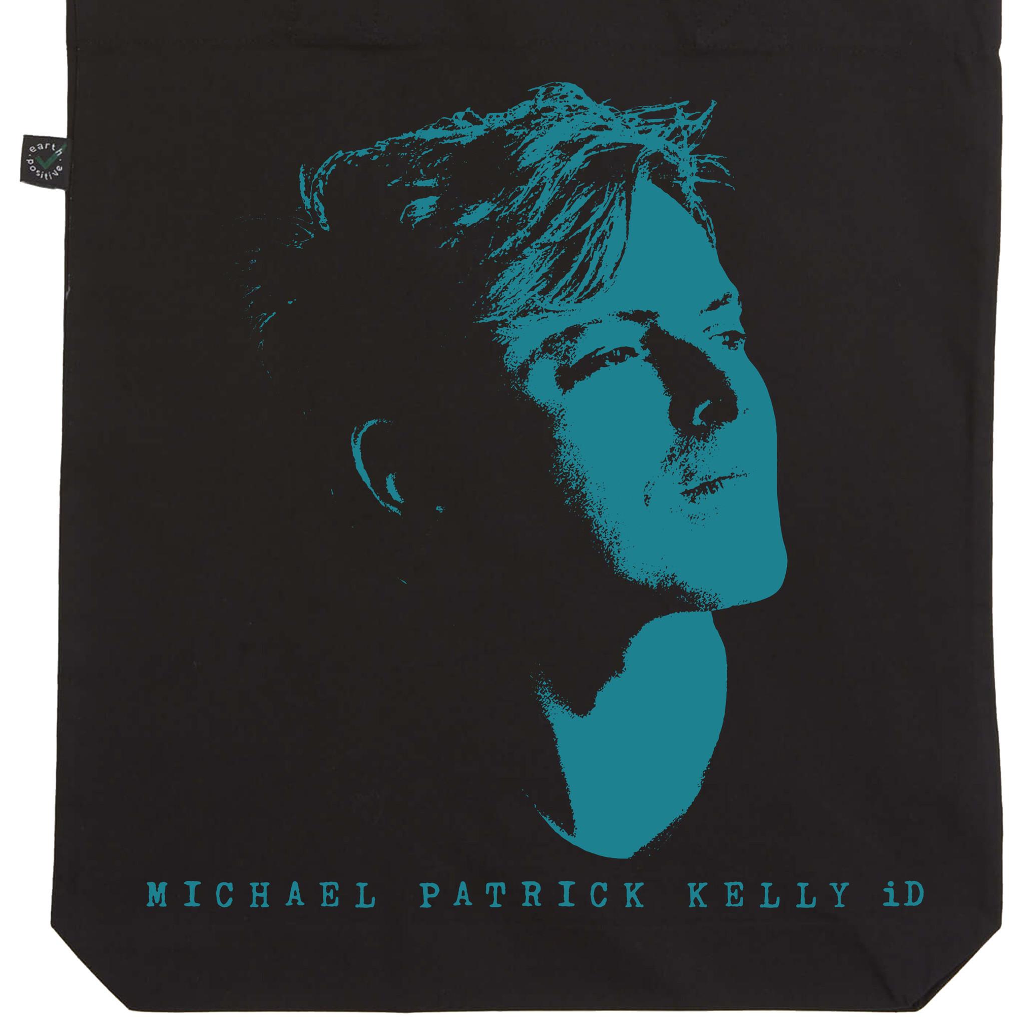 "Tote Bag ""New Spirit turquoise"""