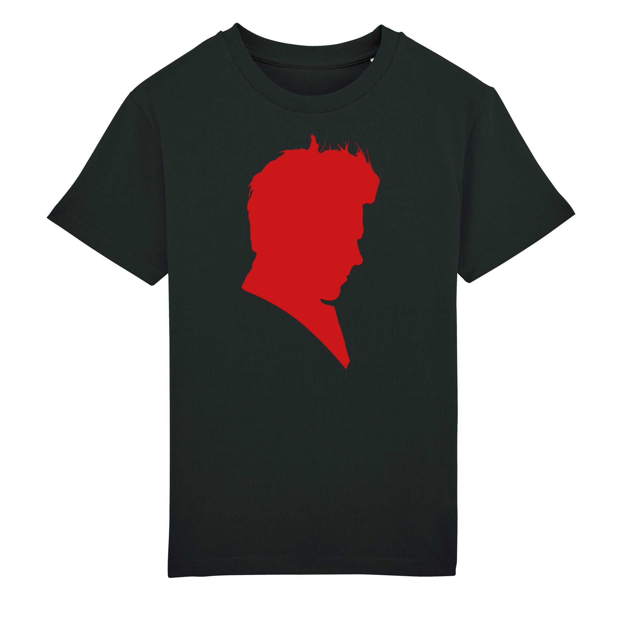 """Kinder T-Shirt """"Kopf & Buttons"""""""