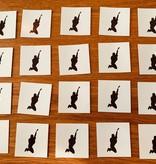 5 Stickers