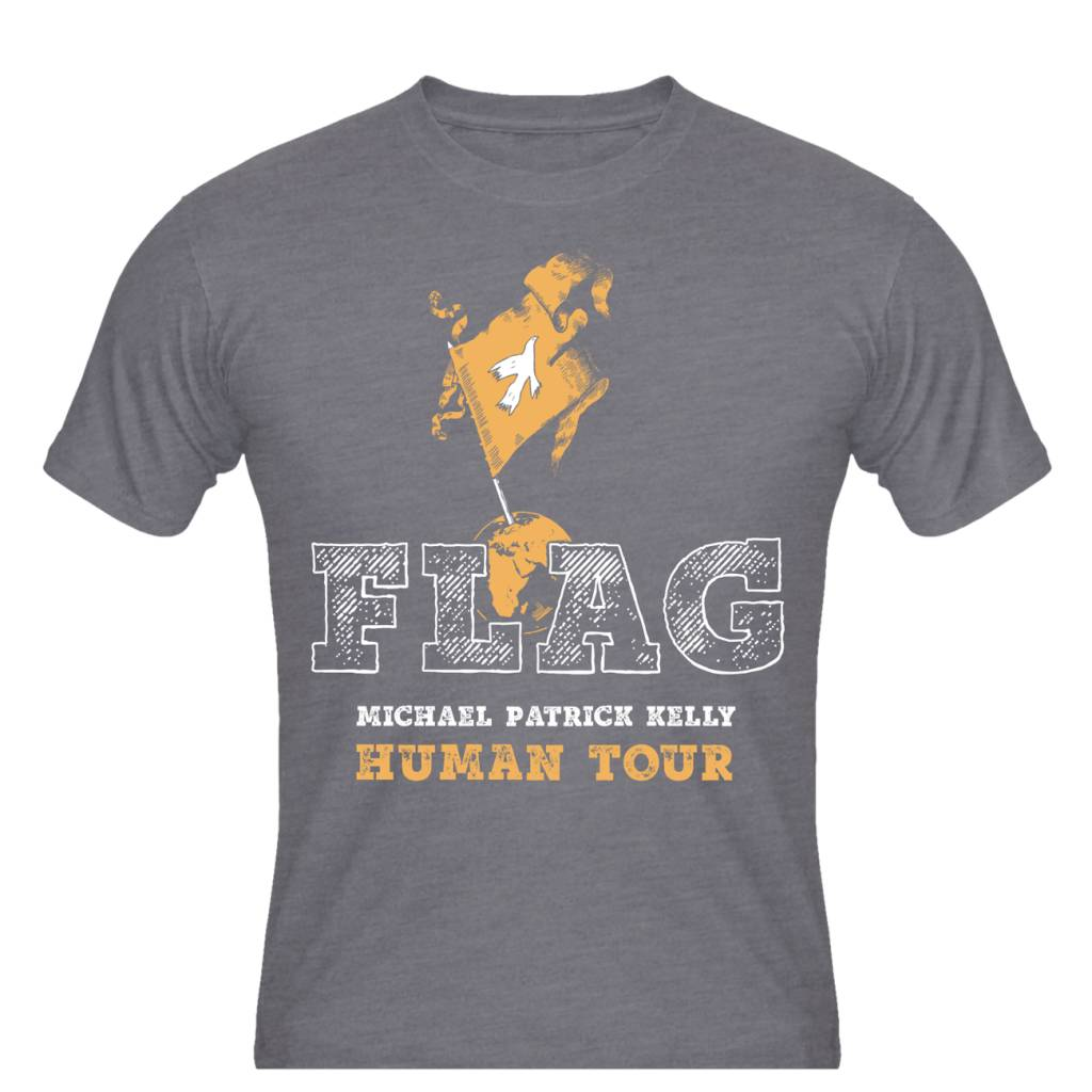 """Men's T-Shirt """"Flag"""""""