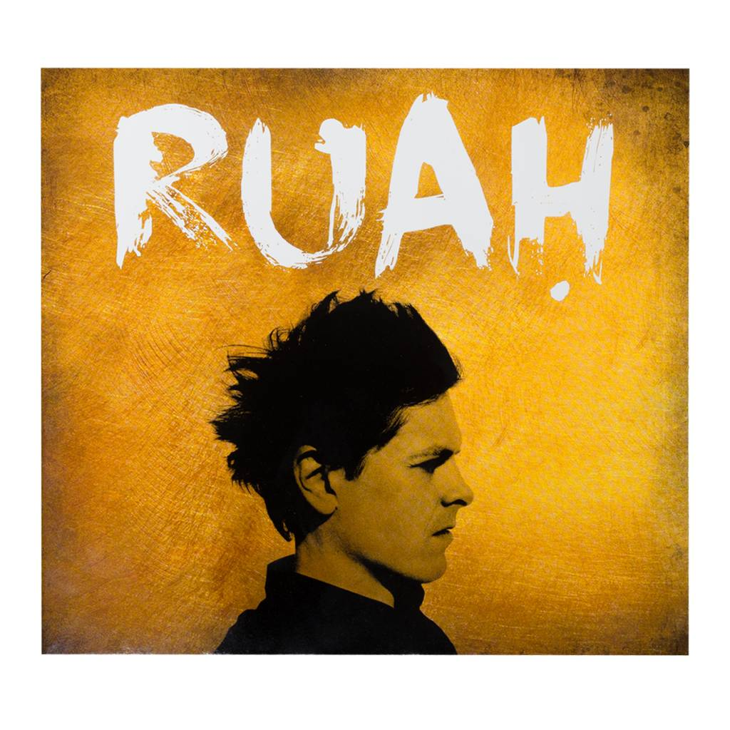 "CD Michael Patrick Kelly ""RUAH"""