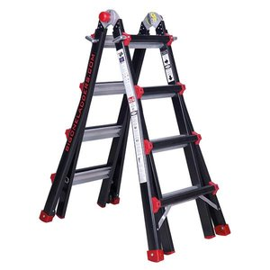BigOne BigOne Multifunctionele ladder 4x4