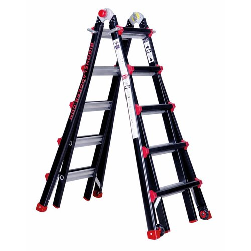 BigOne BigOne Multifunctionele ladder 4x5