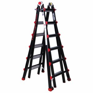 BigOne BigOne Multifunctionele ladder 4x6