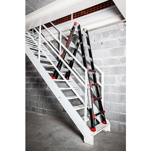 BigOne BigOne Multifunctionele ladder 4x3