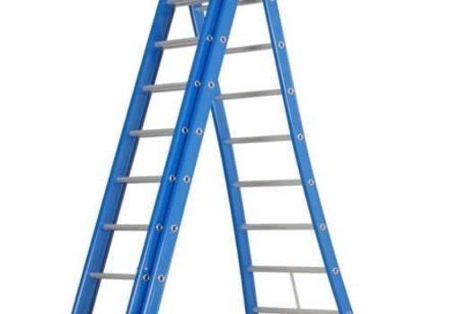 Driedelige ladders