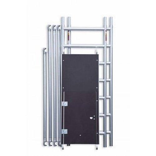 Euroscaffold Losse module 4 t.b.v. kamersteiger compact