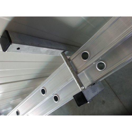 Alu-Top Alu-Top Muurbeugel voor 3 delige ladder 2 stuks