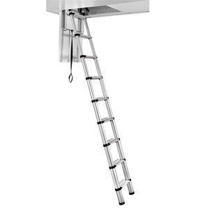 Telesteps Telesteps Loft Line Mini zoldertrap 1x9 sporten 2.55m