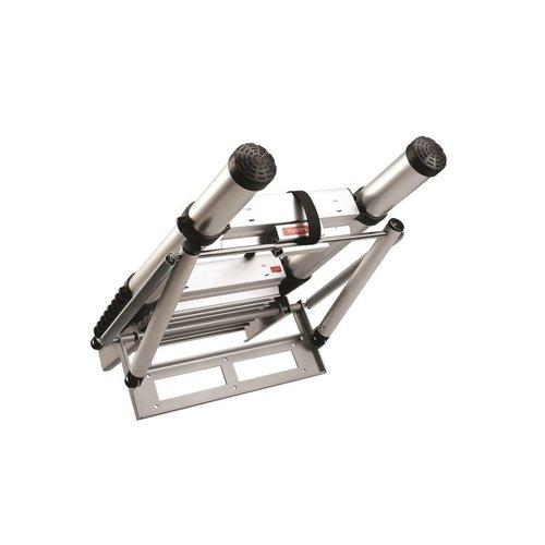 Telesteps Loft Line Mini zoldertrap 1x9 sporten