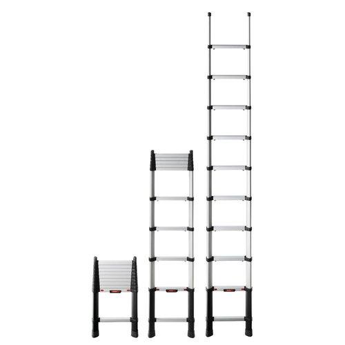 Telesteps Pro X-line ladder 1x10 sporten