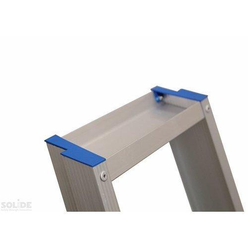 Solide Bordestrap Type PTC enkel 1x4 treden inclusief platform