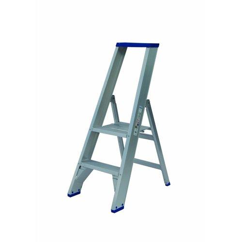 Solide Bordestrap Type PT enkel 1x2 treden inclusief platform