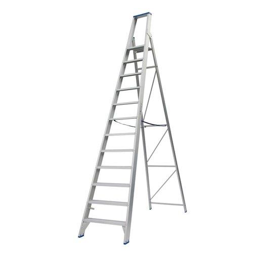 Solide Bordestrap Type PT enkel 1x12 treden inclusief platform