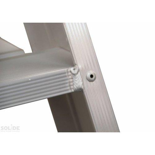 Solide Schilderstrap Type ST 1x3 treden inclusief staplatform