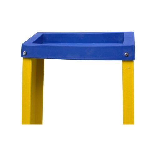 Staltor Bordestrap glasvezelversterkt enkel 1x7 treden inclusief platform