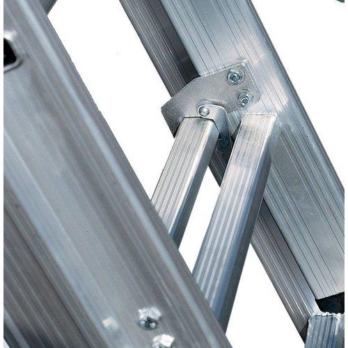 Euroline Ladder driedelig recht 3x10 sporten