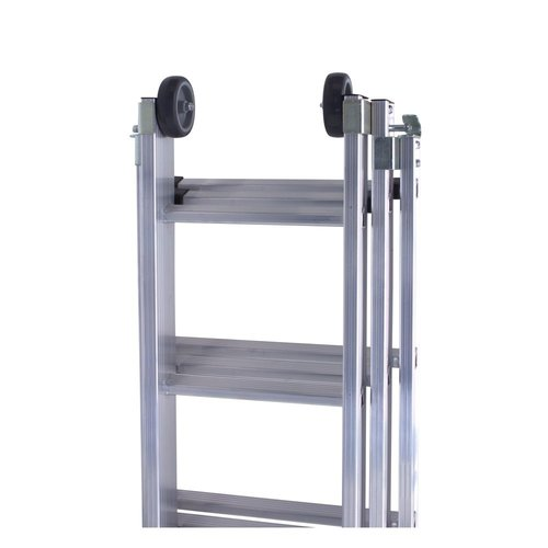 Euroline Ladder driedelig recht 3x12 sporten