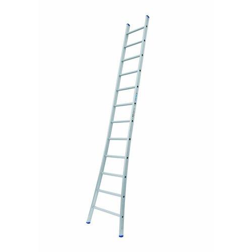 Solide Ladder Type A12 enkel uitgebogen 1x12 sporten