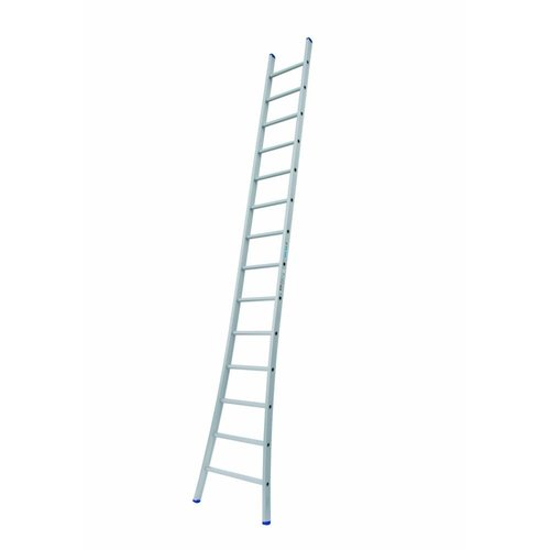 Solide Ladder Type A14 enkel uitgebogen 1x14 sporten