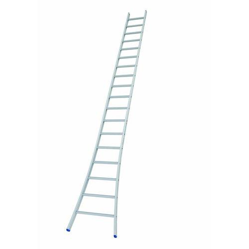Solide Ladder Type A18 enkel uitgebogen 1x18 sporten