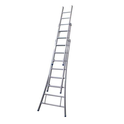 Solide Solide Ladder Type DB driedelig uitgebogen 3x8 sporten