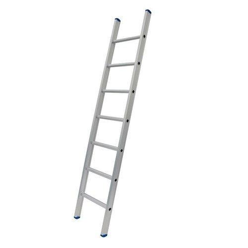 Solide Ladder Type A07R enkel recht 1x7 sporten