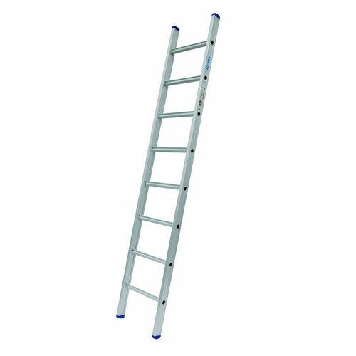 Solide Solide Ladder Type A08R enkel recht 1x8 sporten