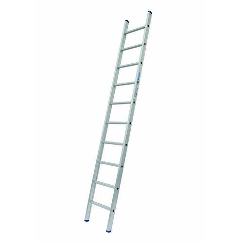 Solide Ladder Type A10R enkel recht 1x10 sporten