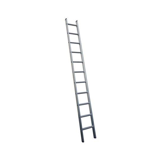 Eurostairs Eurostairs Ladder enkel recht 1x18 sporten