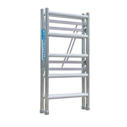 Euroscaffold Compact kamersteiger module 1+2+3 75x150x5,5m werkhoogte